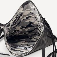 Sandy Bag 5533 Rock Suede