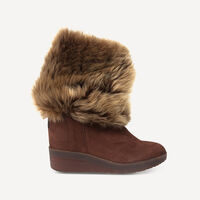 Minnie Boots 6203 Nabuk Fur