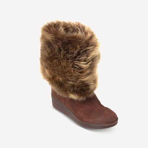 Minnie Boots 6203 Nabuk Fur