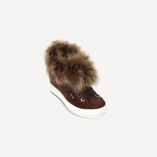 Nicy 4939 Nabuk Fur