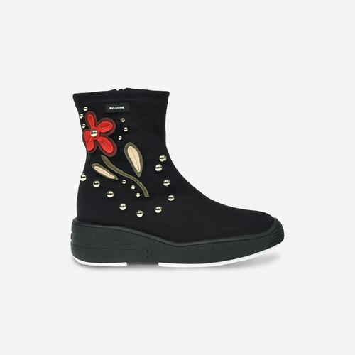 Ellie Boots 7213 Flower Nicole