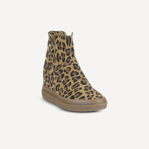 Nicy 4909 Soft Leopard