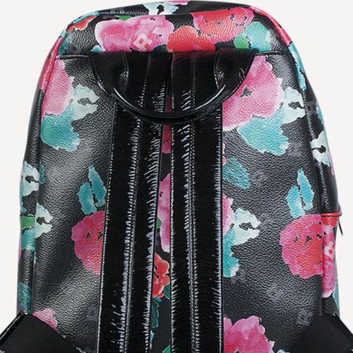 Susy Backpack 5539 Goffrato Rose