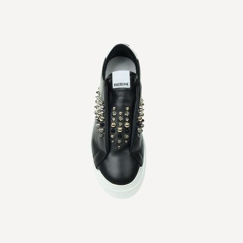 R-Funk 911 Leather Studs