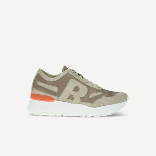 R-Evolve Running  8449 Leather Suede