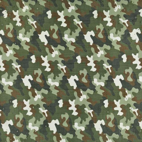 9543 Foulard Camouflage