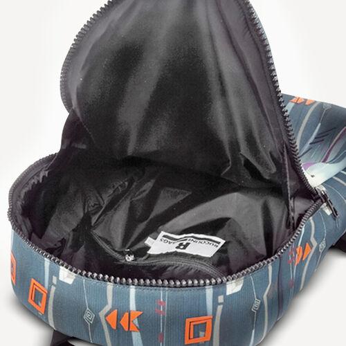 Easy Backpack 5536 Tecno Print